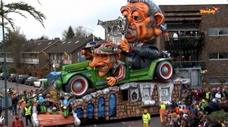 Optocht Prinsenbeek 2018